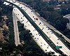 This undated photo shows the Interstate 5 freew...