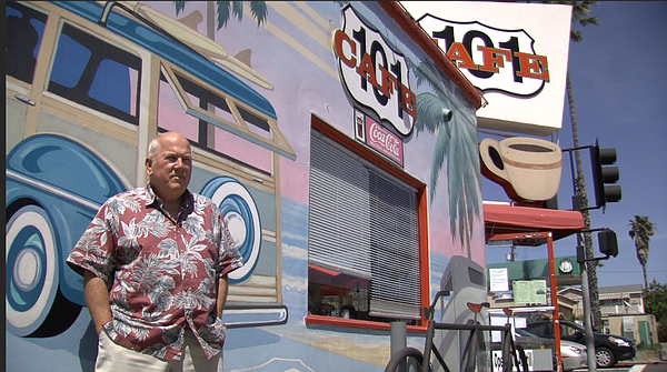 John Daley is the original owner of the 101 Cafe on Coast...