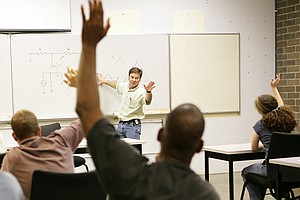 San Diego Educators Seek More Funding For Adult Ed Classe...