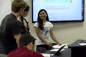 SDSU Program Helps Freshmen Learn Like College Students, ...