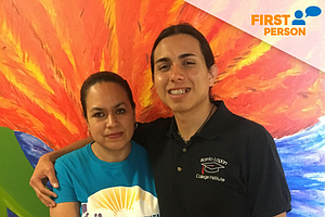First Person: Mother And Son Fight For Environmental Justice