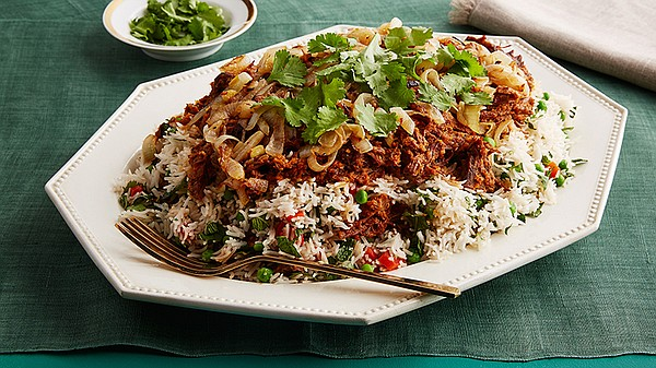 Pictured: Beef biryani. Celebrate the bold flavors found ...