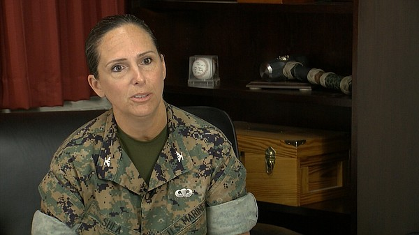 Former Marine disappointed by commandant in photo scandal