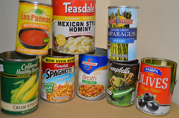 Some of the BPA-tainted cans found at major supermarkets ...