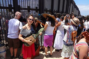 Photo for 10 Years Of Sharing Son Jarocho Music On The US-Mexico Border