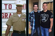 "Contributors featured in episode 4, ""Invasions."" Left: Francisco Martinezcuel..."