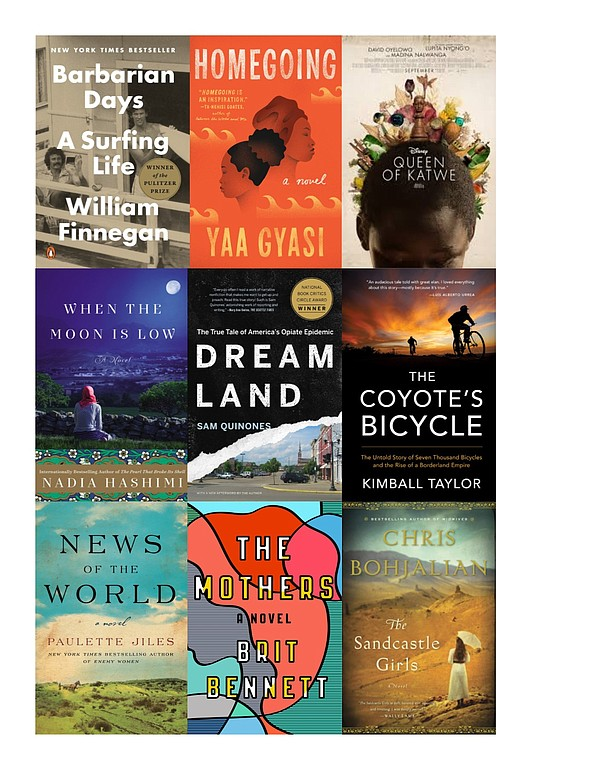 2017 One Book, One San Diego finalists