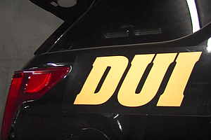 CHP Reports 60 County Holiday DUI Arrests