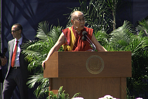 Dalai Lama In San Diego: Modern Education Needs To Focus On Compassion