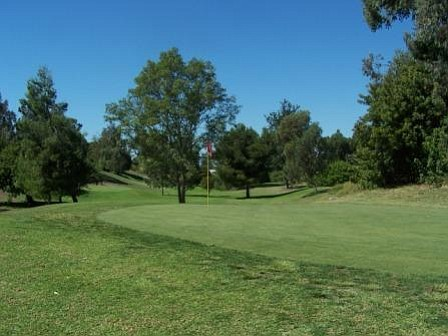 The Sun Valley Golf Course in La Mesa is shown in this un...