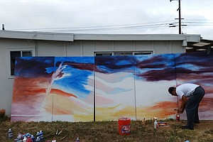 Veterans Mural To Be Unveiled This Weekend In Kearny Mesa