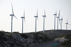 Photo for East County Group Sues To Stop Wind Project On Campo Indian Reservation