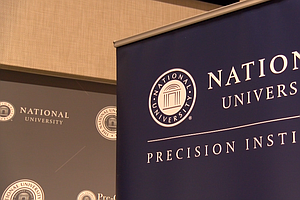 Taking A Cue From K-12, National University Launches Precision Institute