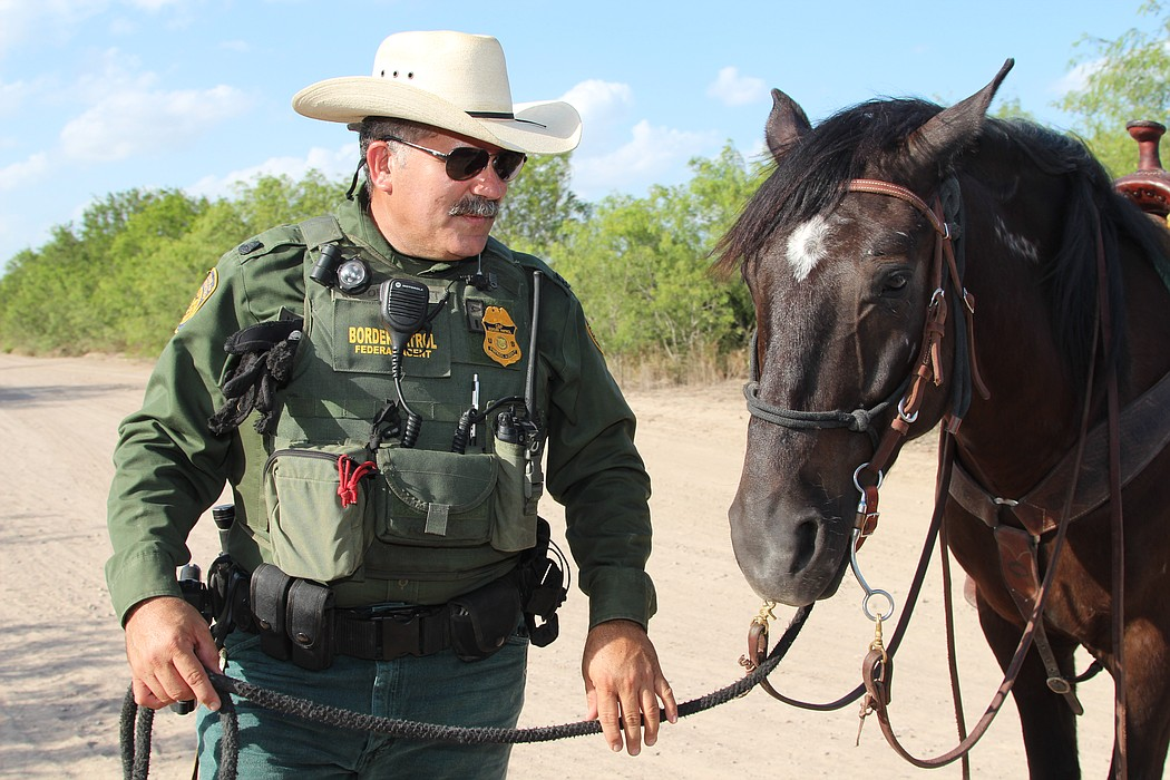 Trucks That Are Good On Gas >> Horses Are Still Patrolling The Border In The Age Of High Tech | KPBS