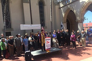 San Diego Faith Leaders To Take Stand Against Racism