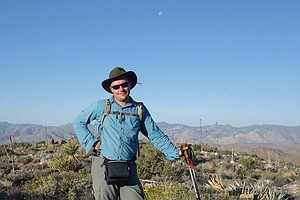 Photo for Avid San Diego Hiker Offers Advice On Hiking During The Pandemic