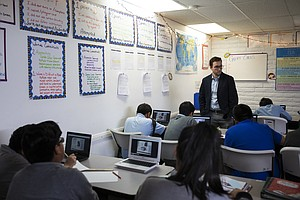 SDSU Professor Challenges Concept Widely Embraced By Educators