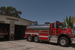 San Diego Fire Adds Crews To Cope With Potential Wildfires