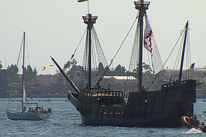 2017 Festival Of Sail Kicks Off On San Diego Bay