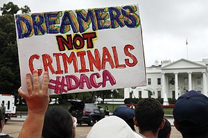 Senate Holds 'Dreamers' Hearing After Trump End To Program