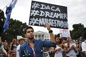 With DACA In Limbo, Financial Analyst Focuses On What She...
