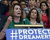 Trump Tweets Reassurance About DACA At Pelosi's Urging