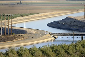 California Water District Defends Use Of Taxpayer Cash For State Water Project