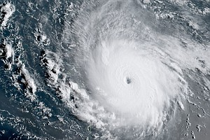 Catastrophic Hurricanes A Wake-Up Call To Prepare For Disasters And Climate C...