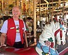 First Person: Balboa Park Carousel Operator Has Worked There Since ...