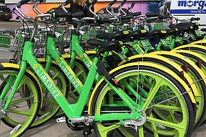 'Dockless' Bike Sharing Program Launches In Imperial Beach