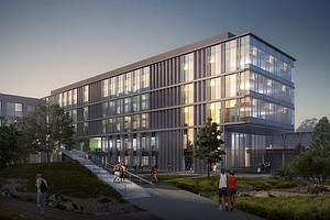 New UC San Diego Building Will Bear Indian Philanthropist...