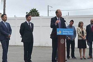 Mayor Faulconer Addresses Hepatitis Response