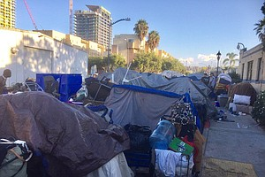City Council Committee Sets Emergency Declaration On Homelessness In Motion