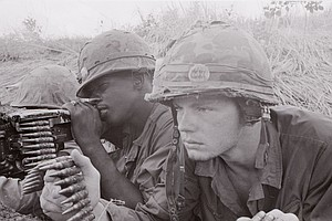 Landmark Vietnam War Series May Trigger Unwanted Memories...