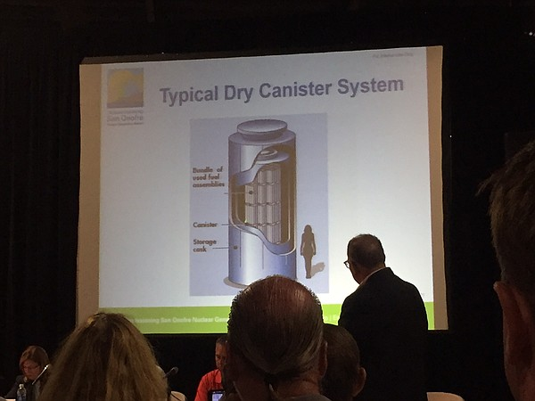 Southern California Edison's presentation at the San Onof...