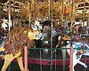The Balboa Park Carousel is shown in this undat...