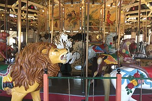 Saving A Balboa Park Treasure: The Carousel