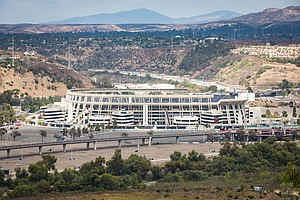 San Diego's Qualcomm Stadium Gets A New Name: SDCCU Stadium