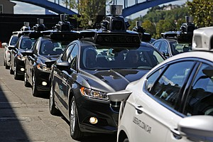 San Diego To Partner With Ford And Qualcomm To Test Driverless Cars