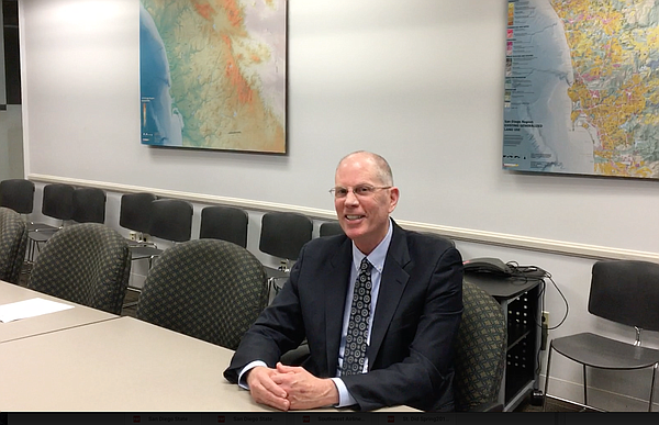 Ray Traynor is operations director for SANDAG, San Diego'...