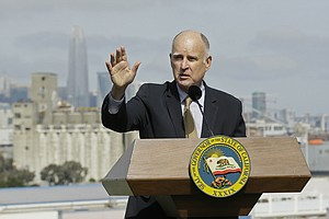 Gun Bills Await Gov. Jerry Brown's Signature