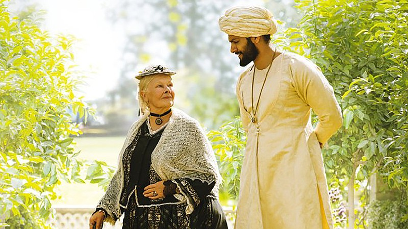 Queen Victoria (Judi Dench) and Abdul Karim (Ali Fazal) form an unlikely frie...