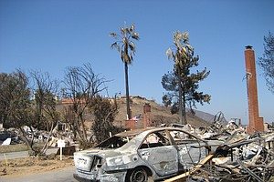 2007 Wildfires: Losing Their Homes Changed Their Lives
