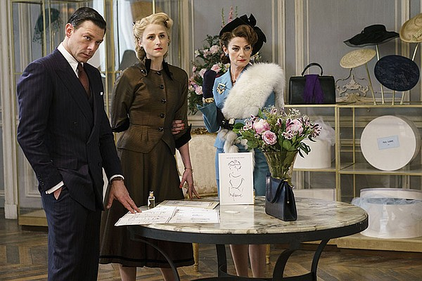 Shown from left to right: Paul Sabine (RICHARD COYLE), He...