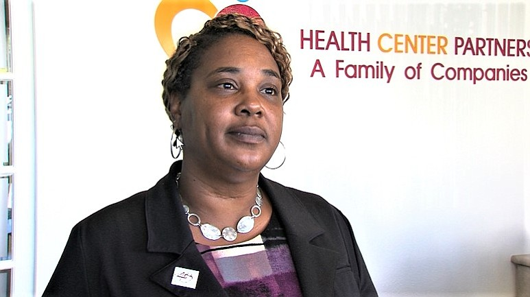 Vernita Todd, senior vice president of Health Center Partners of Southern Cal...