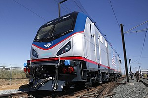 Rail Service To Shut Down In North County Coastline Throu...