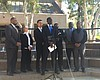 El Cajon Mayor, Faith Leaders Meet To Talk Community-Police Relations