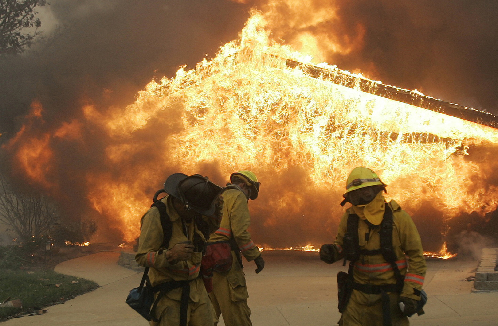 SDG&E Makes Assurances That Ratepayers Won't Somehow Get Stuck With 2007 Wildfire Bills