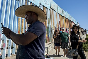 New Border Patrol Policy Shortens Visiting Time For Divid...