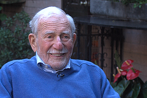 Photo for Famed Ocean Researcher Walter Munk Dies At 101